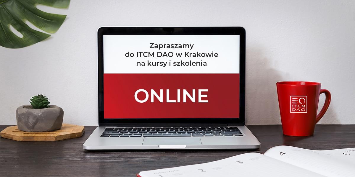 Kursy online w ITCM DAO