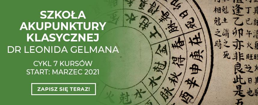 Szkoła Akupunktury Klasycznej dr Leonida Gelmana