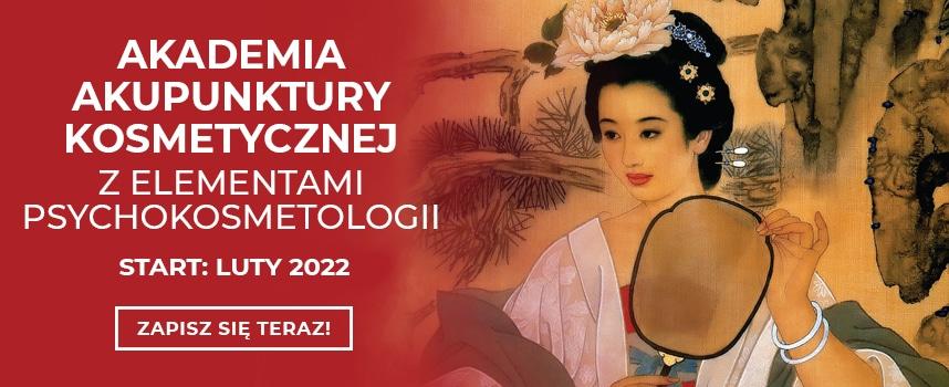 Akademia Akupunktury Kosmetycznej 2022